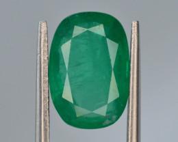 AAA Grade 4.45 ct Natural Ethiopian Emerald