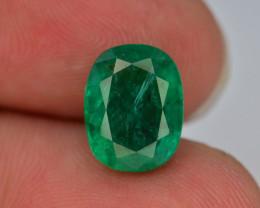 AAA Grade 2.65 ct Natural Ethiopian Emerald
