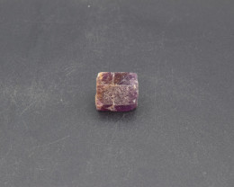 Natural Ruby Crystal with 16.58 Cts from Guinea