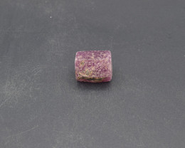 Natural Ruby Crystal with 19.51 Cts from Guinea