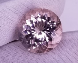 29.70 Carat Morganite Gem.