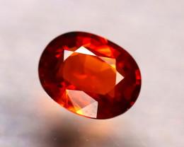Spessartite Garnet 1.40Ct Natural Orange Spessartite Garnet D2106/B34