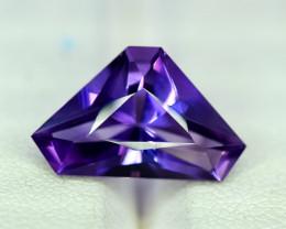 Amethyst, 6.20 Cts Natural Top Color & Cut Amethyst Gemstones