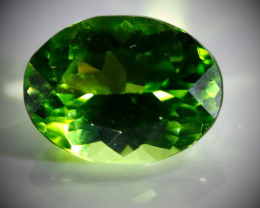 Green Tourmaline 2.70ct Tanzania