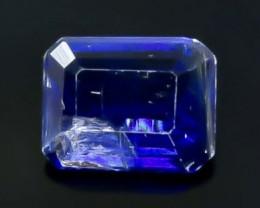 2.30 Crt Kyanite  Faceted Gemstone (Rk-81)