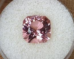 8,65ct Pink Tourmaline - Master cut!