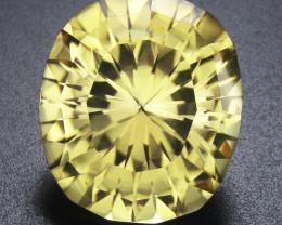 Tourmaline 11.90 ct Custom Cut Tourmaline Gemstone