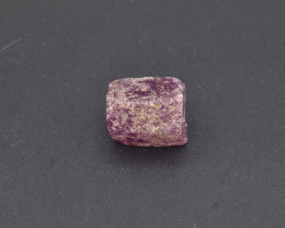 Natural Ruby Crystal with 21.02 Cts from Guinea