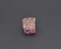 Natural Ruby Crystal with 21.90 Cts from Guinea