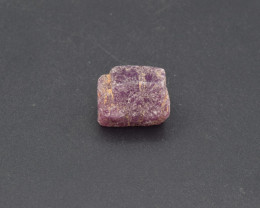 Natural Ruby Crystal with 25.56 Cts from Guinea