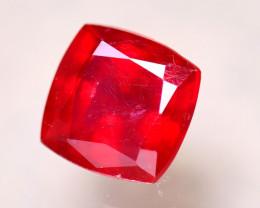 Ruby 3.22Ct Madagascar Blood Red Ruby DN55/A20
