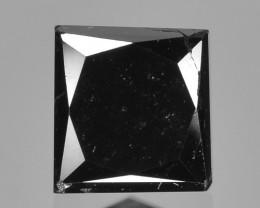 1.17 Cts Amazing Rare Fancy Jet Black Color Natural Loose Diamonds