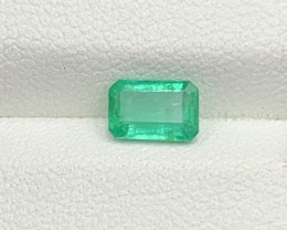 0.65 cts Super Top Quality  Emerald Gemstone