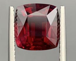Certified 4.97 CT Ruby Gemstones AIGS Certified