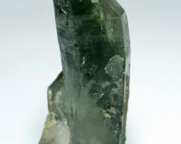 Amazing Natural damage free Chlorine Quartz specimen 161Cts-Pak