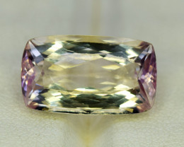 NR Auction 14.35 cts natural Peach Pink Kunzite Gemstone