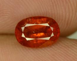 1.50 ct Natural Orange Spessartite Garnet