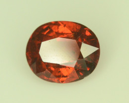 1.95 ct Natural Orange Spessartite Garnet