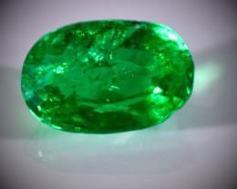 Panjshir Emerald .55ct Natural Untreated