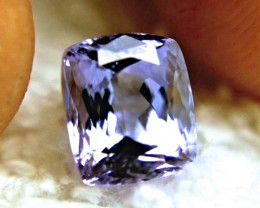 2.93 Carat Kashmir Blue IF/VVS1 Tanzanite - Superb