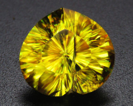 Sphene Custom Cut Sphene Gemstone
