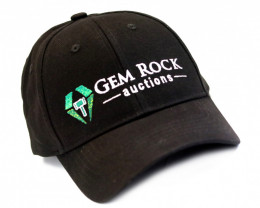 Gemrockauctions  Baseball Cap