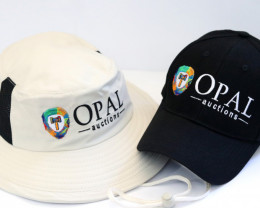 Opalauctions Baseball Cap and Bushmans Hat  x    two items