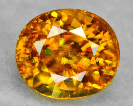 1.20 CT SPHENE WITH DRAMATIC FIRE AFGHANISTAN SP34