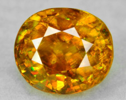 1.16 CT SPHENE WITH DRAMATIC FIRE AFGHANISTAN SP39