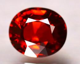 Garnet 1.95Ct Natural Vivid Red Spessartite Garnet EF2427/B34