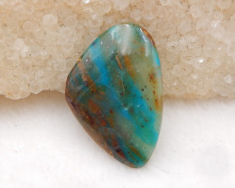 13cts Blue Opal Cabochons, October Birthstone, Blue Opal  H168