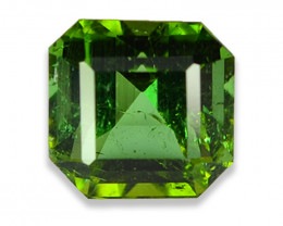 3.45 Cts Stunning Lustrous Natural Green Tourmaline