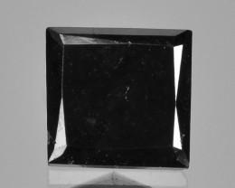 0.81 Cts Amazing Rare Fancy Jet Black Color Natural Loose Diamonds
