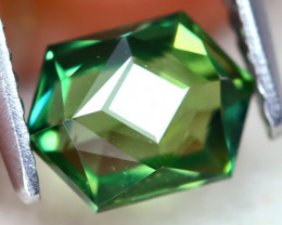 Green Apatite 1.23Ct VS Master Cut Natural Green Apatite AT0389