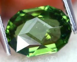 Green Apatite 1.79Ct VS2 Master Cut Natural Green Apatite AT0405