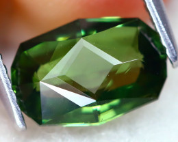 Green Apatite 1.87Ct VVS Master Cut Natural Green Apatite AT0406