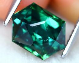 Green Apatite 2.50Ct Percision Master Cut Natural Green Apatite AT0408