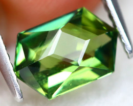 Green Apatite 1.86Ct VS Master Cut Natural Green Apatite AT0411