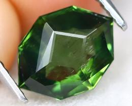 Green Apatite 2.23Ct Master Cut Natural Green Apatite AT0360