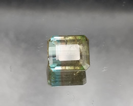 7.54Cts Natrual Bi Colour Tourmaline Gems