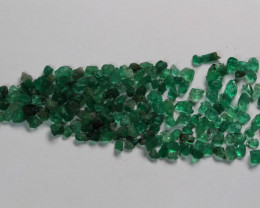 Lot of Colombian Emerald Mina Muzo  30.54ct
