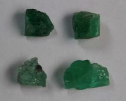 Lot of Colombian Emerald Mina Muzo 20.24ct