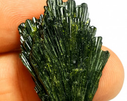 Amazing Damage free Flower tree shape Epidote crystal 35Cts-Pak