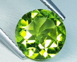 2.69 ct  AAA  Quality Gem  Round Cut Top Luster Natural Peridot