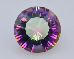 9.85 ct Natural Top Clor Rainbow Mystic Quartz t