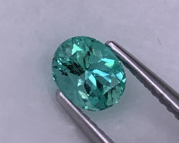 Colombian Natural Emerald Top Quality Beautiful Green Fine Luster 0.74 Cts