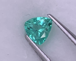 Colombian Natural Emerald Fine Luster Top Grade 0.50 Cts