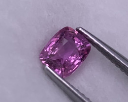 Certified AAA GRADE Unheated/Untreated Amazing Quality Sapphire 0.98 Cts