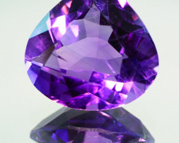 12.45CTS LARGE  AMETHYST PERFECT RING STONE  RS24