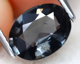 Spinel 1.67Ct Oval Cut Natural Titanium Grape Spinel C2311